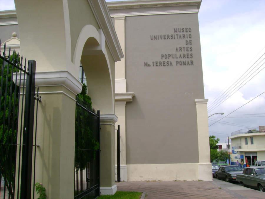 Museo Universitario de Artes Populares María Teresa Pomar
