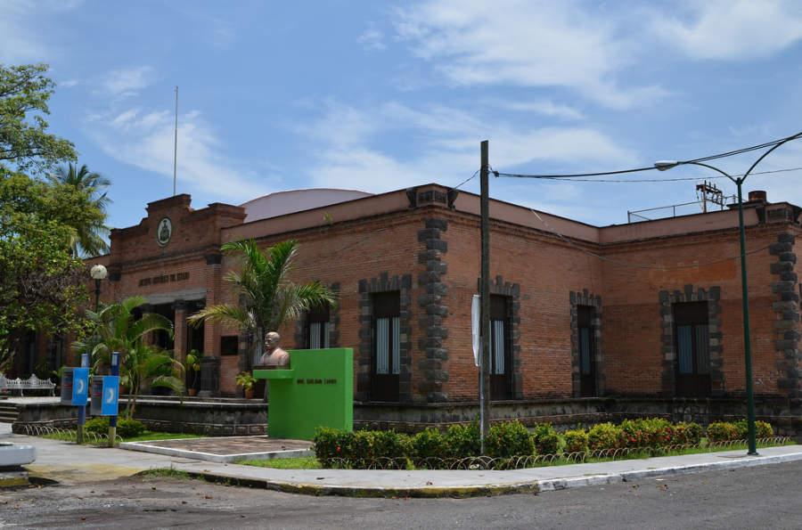 Edificio del Archivo Histórico del Estado de Colima