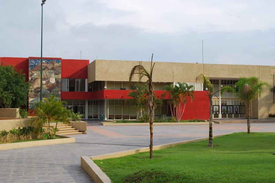 Casa de la Cultura de la ciudad de Colima