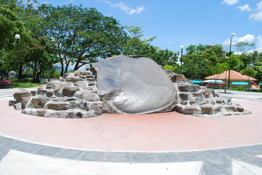 Parque de la Piedra Lisa en Colima