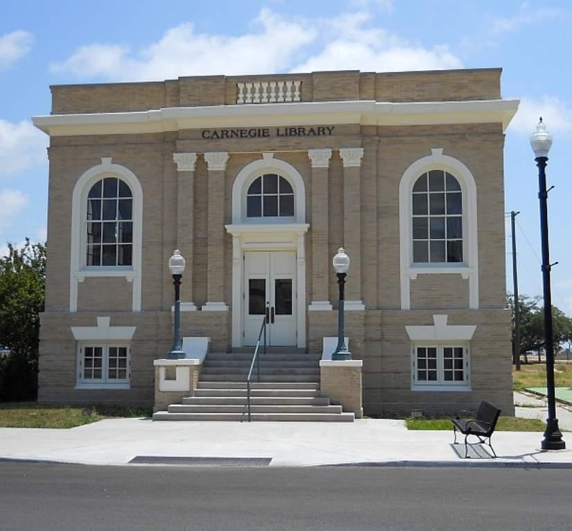 Carnegie Library, biblioteca en Gulfport