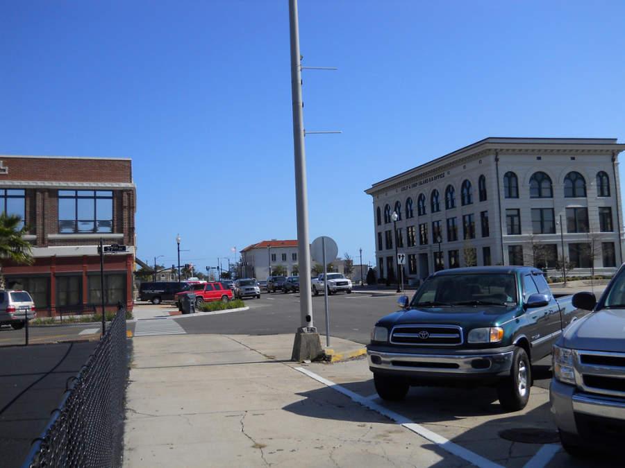Avenida 27 en Gulfport