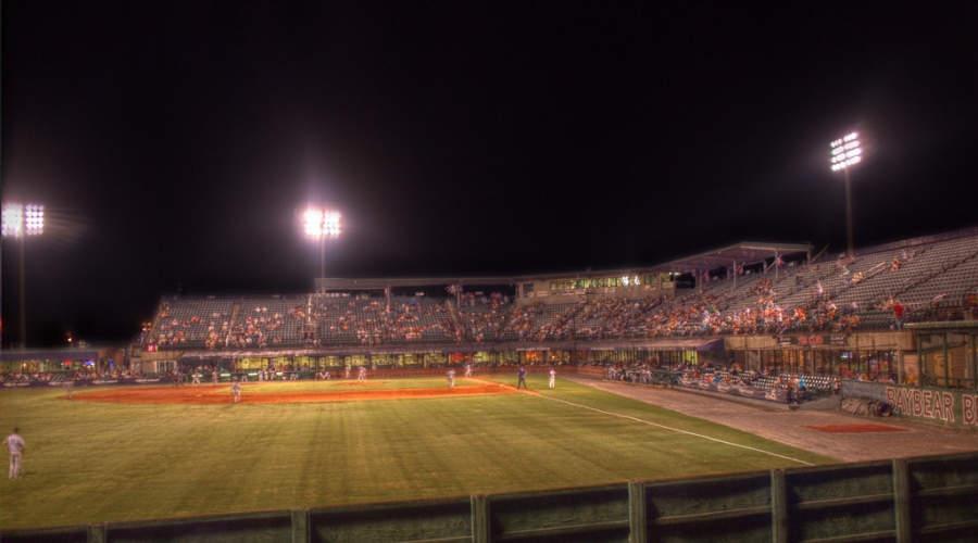 Hank Aaron Stadium, estadio de beisbol en Mobile