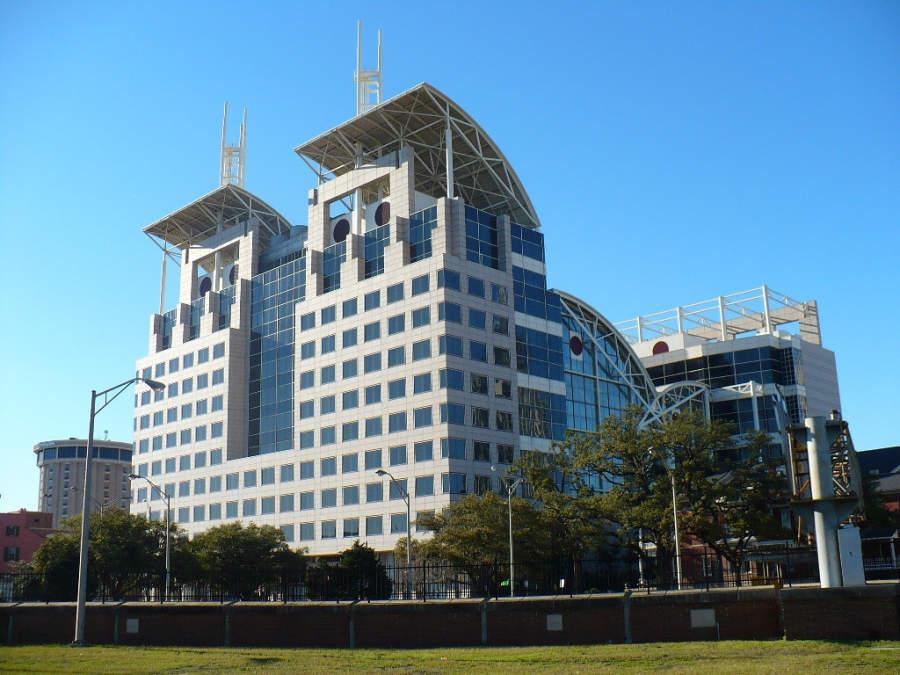 Mobile Government Plaza, edificios de gobierno en Mobile