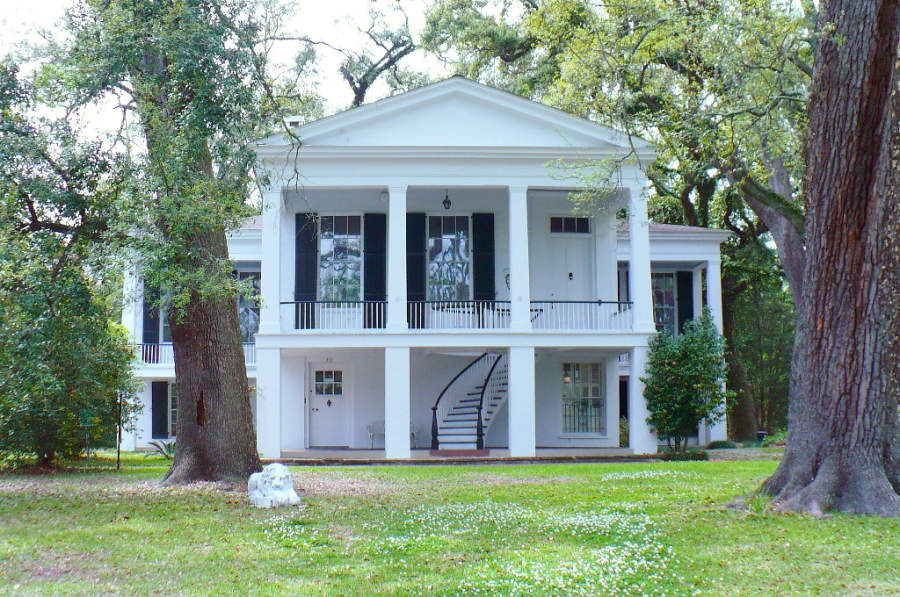 Oakleigh Historic Complex, edificio histórico en la ciudad de Mobile