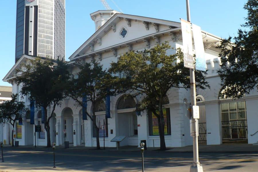 Old City Hall, antiguo ayuntamiento de Mobile