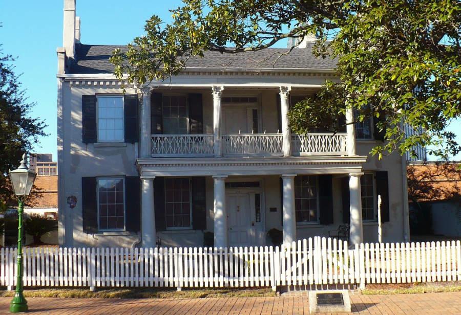 Conde-Charlotte House, casa histórica de la ciudad