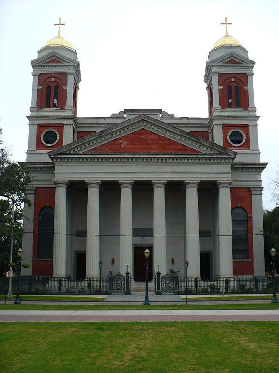 Cathedral Basilica of the Immaculate Conception, iglesia en Mobile