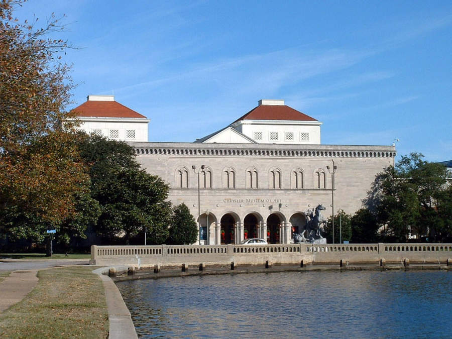 Chrysler Museum of Art, museo de arte