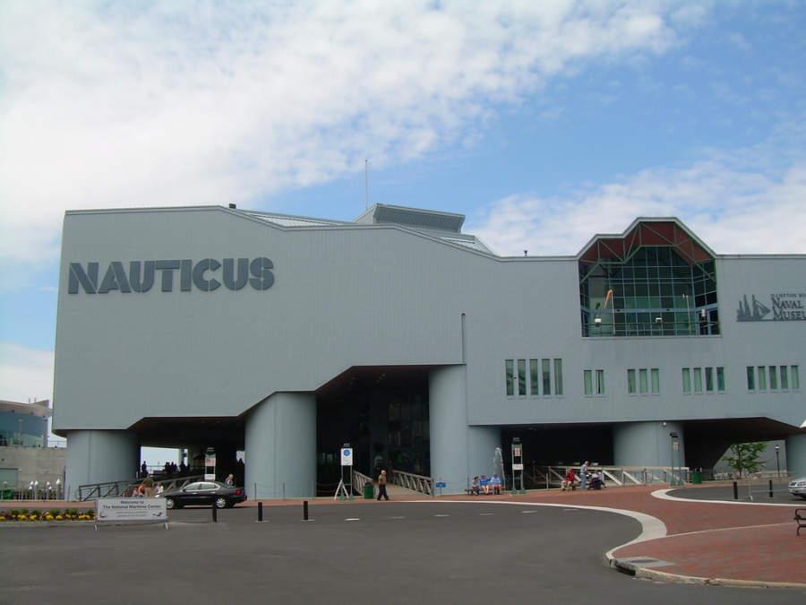 Nauticus Naval Heritage Museum, museo naval en Norfolk