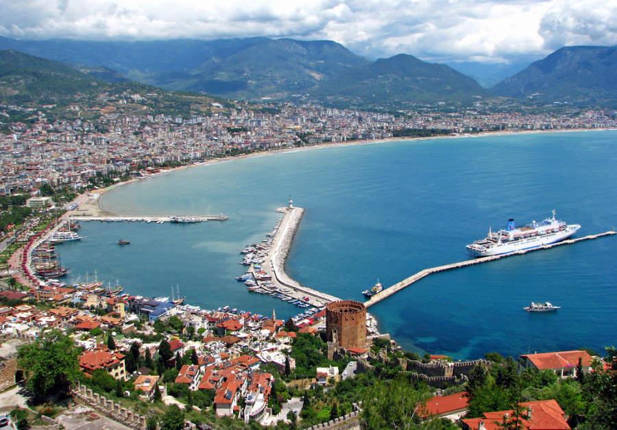 Alanya, Antalya, Turquía