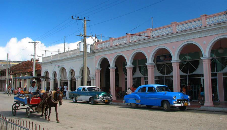 Centro de Caibarién