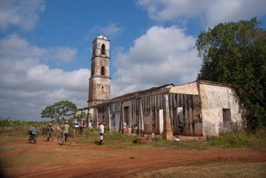 Antiguo Ingenio Azucarero Dolores, Caibarién