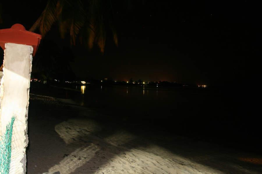 Anochecer en Playa Larga
