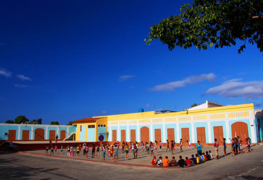 Parque de Trinidad