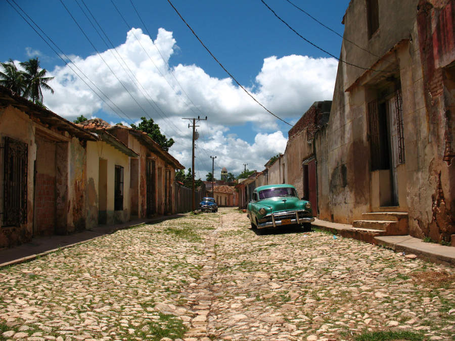 Trinidad es una ciudad declarada Patrimonio de la Humanidad por la Unesco