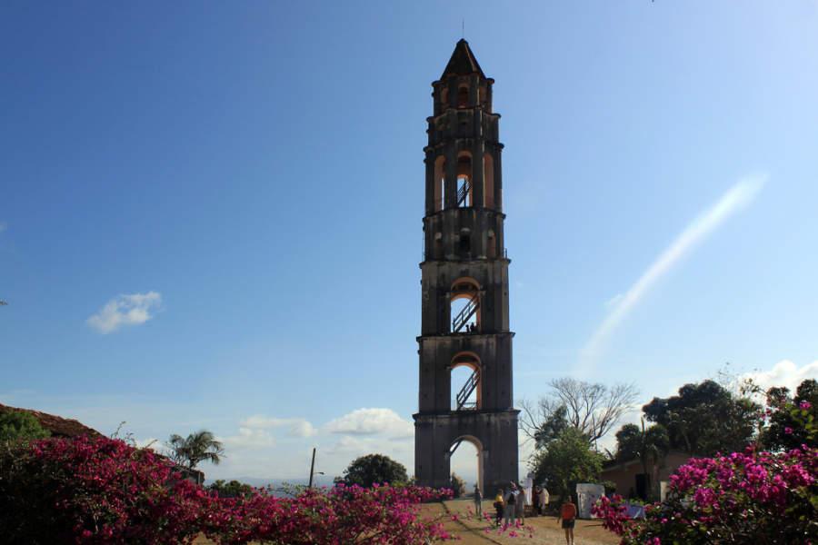 Torre de Iznaga, Valle de los Ingenios