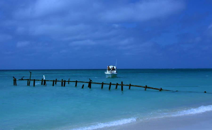 Playa Ancón en Trinidad