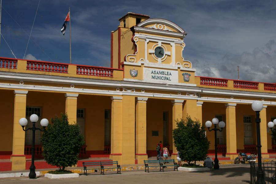 Asamblea Municipal de Trinidad