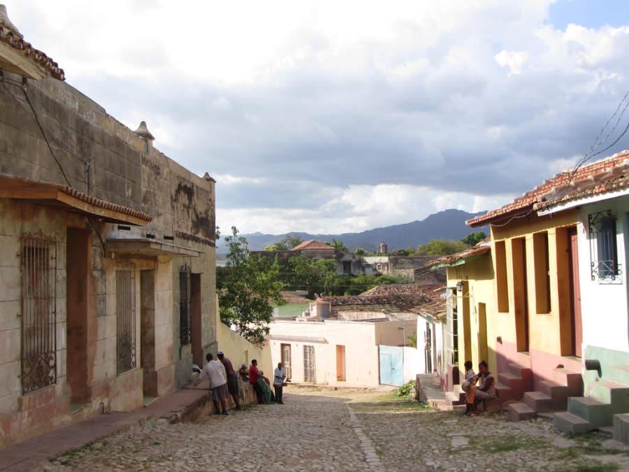 La ciudad de Trinidad es una de las ciudades coloniales mejor conservadas de Cuba