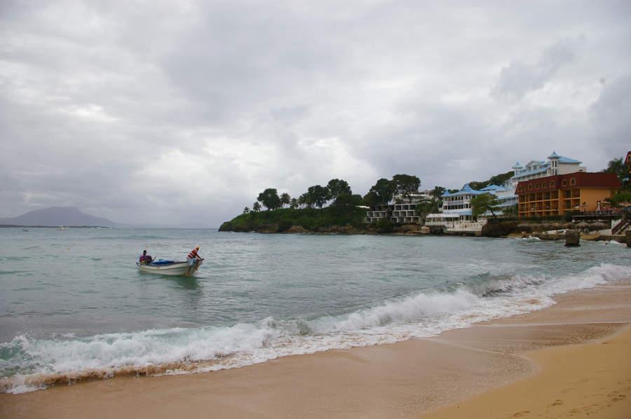 Playa en Cabarete