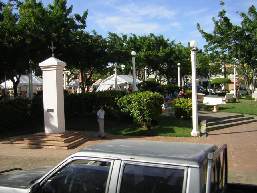 Parque en Higüey