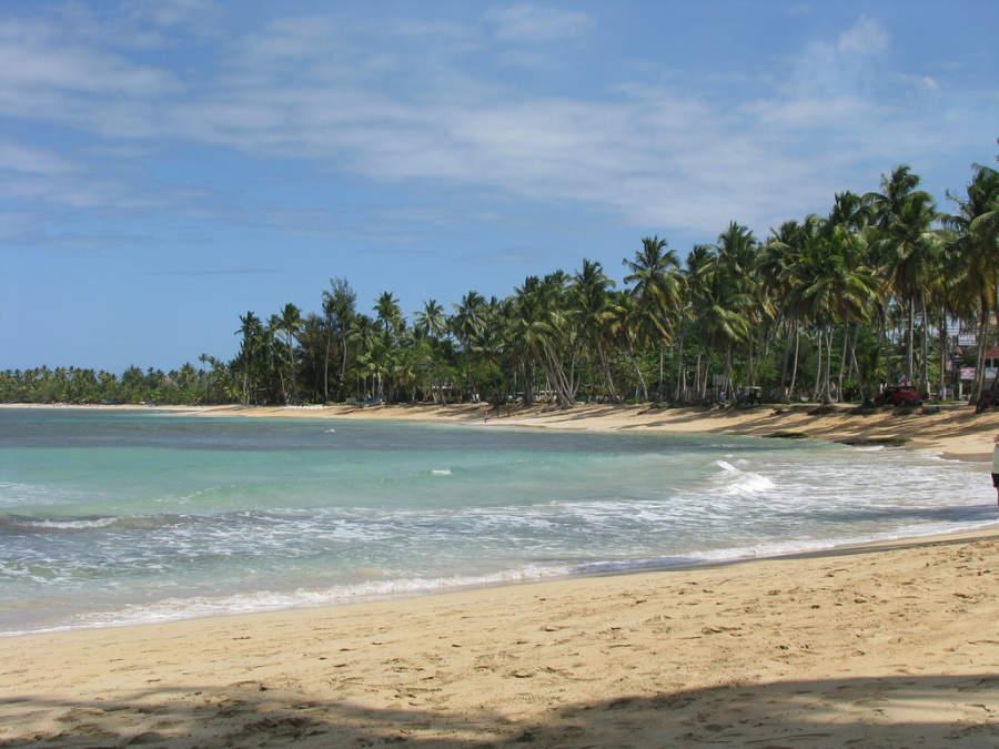 Playa de Las Terrenas