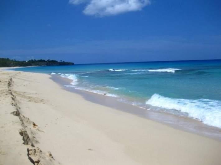 Playa de Río San Juan