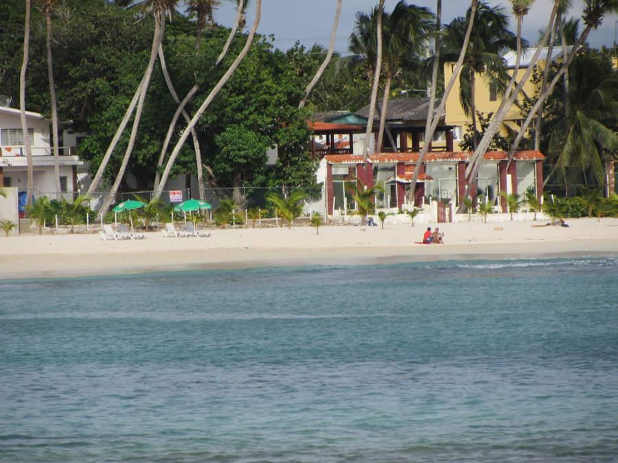Las playas de Juan Dolio son muy tranquilas