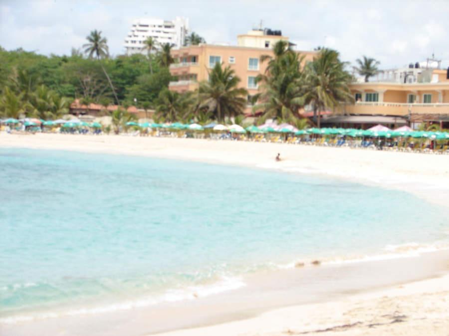 Playa en Juan Dolio
