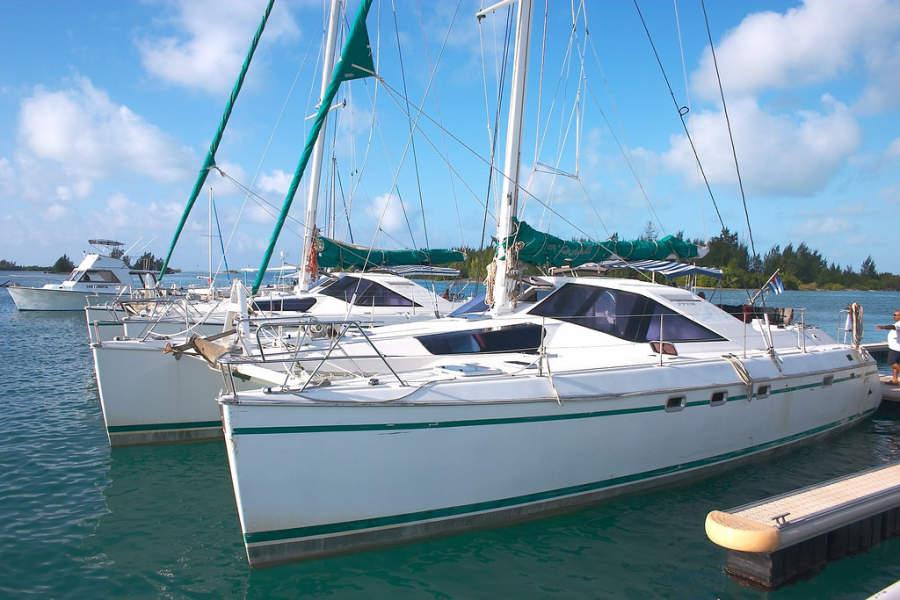 Marina de Cayo Largo del Sur