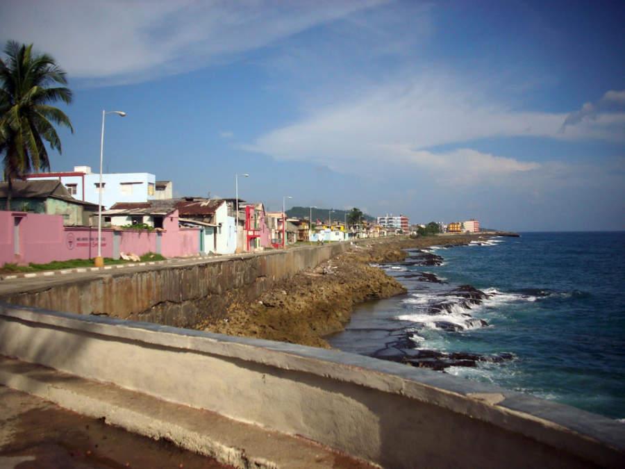 Bahía en Baracoa