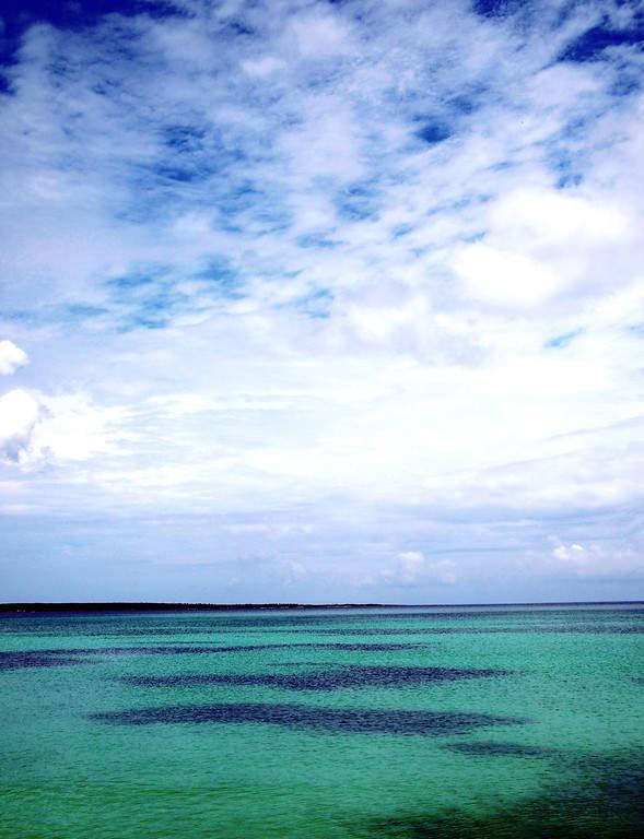 Mar en Cayo Las Brujas