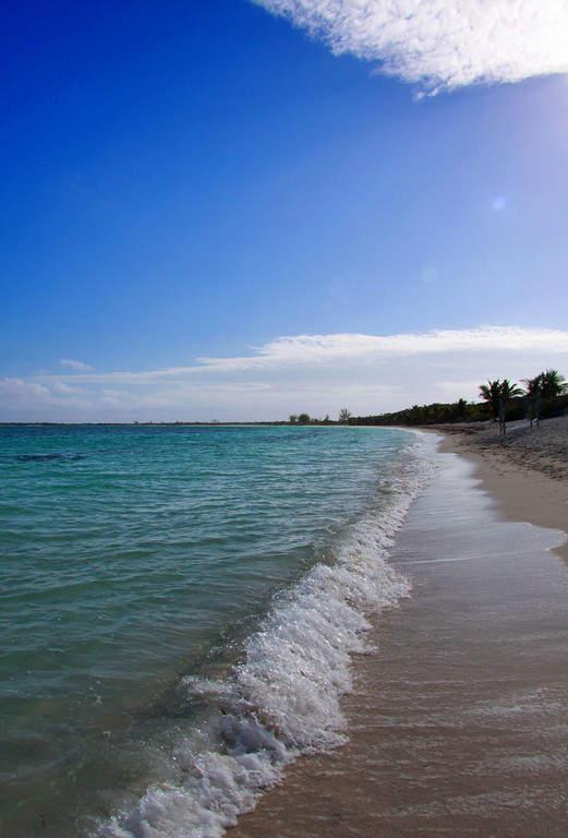 Cayo Las Brujas tiene playas solitarias y poco exploradas
