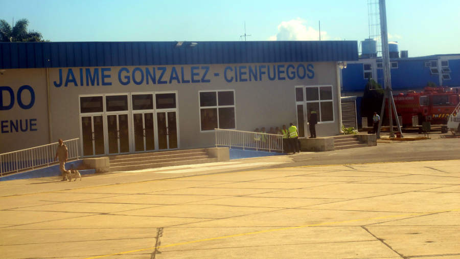 Aeropuerto Jaime González - Cienfuegos