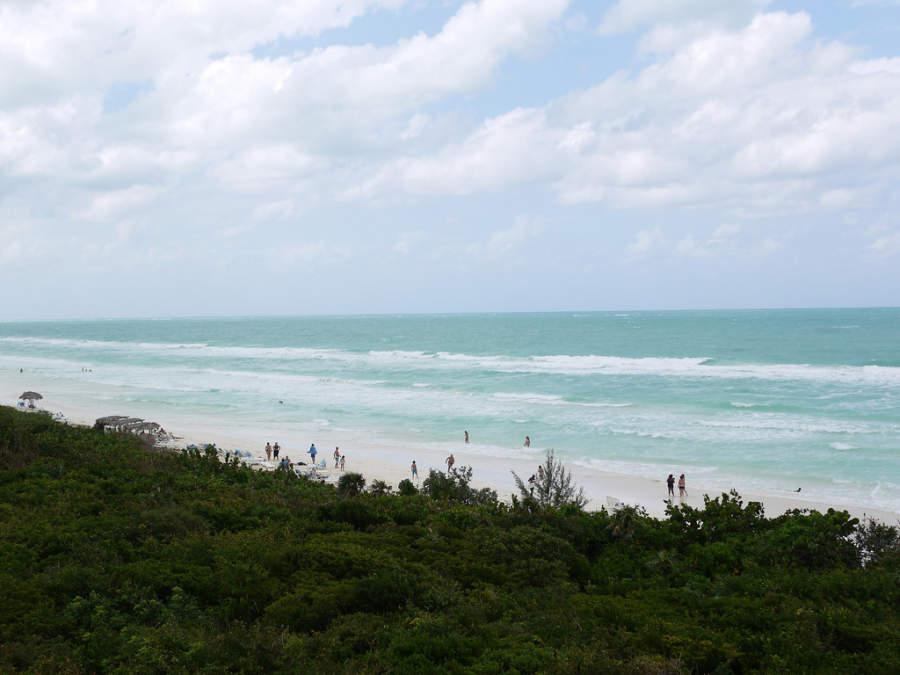 Cayo Santa María es famoso por sus playas de arena blanca