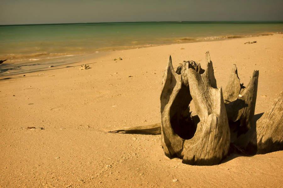 Litoral de Playa Santa Lucía