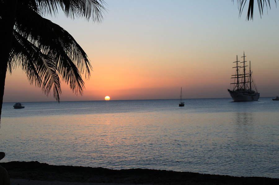 Península de Guanahacabibes se sitúa en el occidente de Cuba