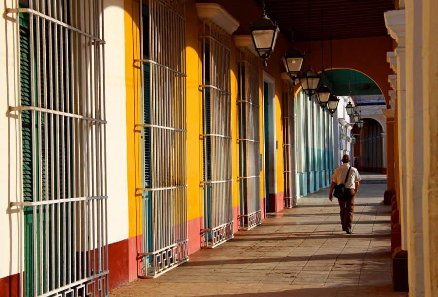 Centro de San Juan de los Remedios, ciudad fundada en 1513