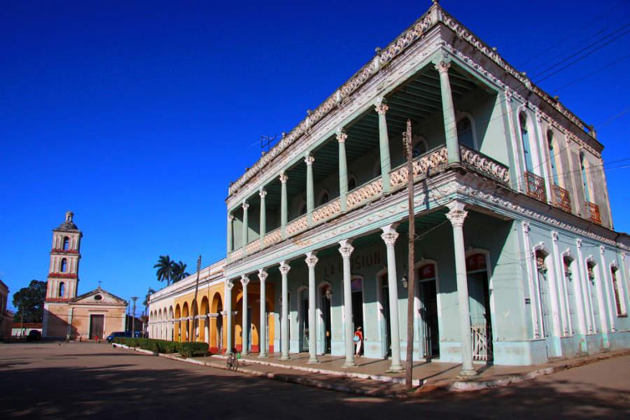 Centro de  San Juan de los Remedios
