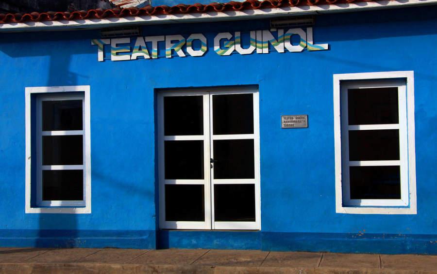Teatro Guiñol en San Juan de los Remedios