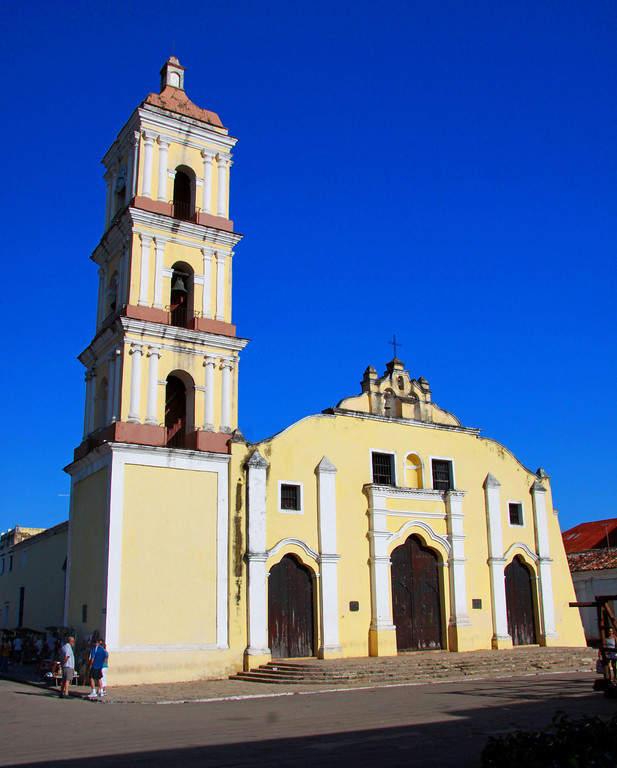 Iglesia Mayor San Juan Bautista en San Juan de los Remedios