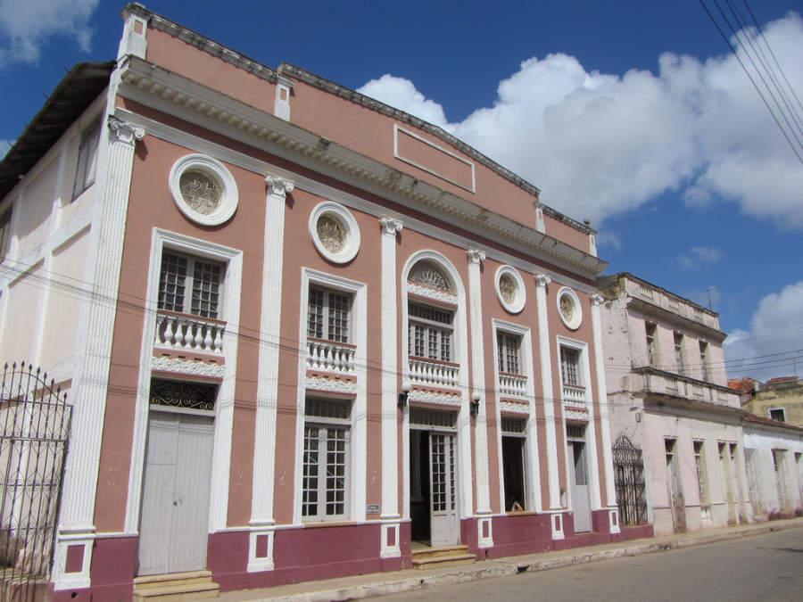 Antiguo teatro de San Juan de los Remedios