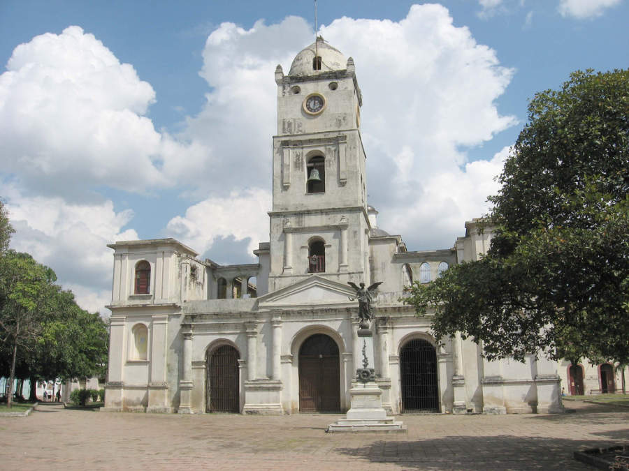 Iglesia de San José en Holguín