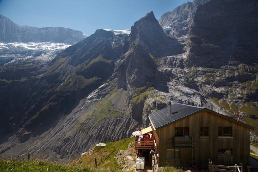 Estación de montaña en Grindelwald