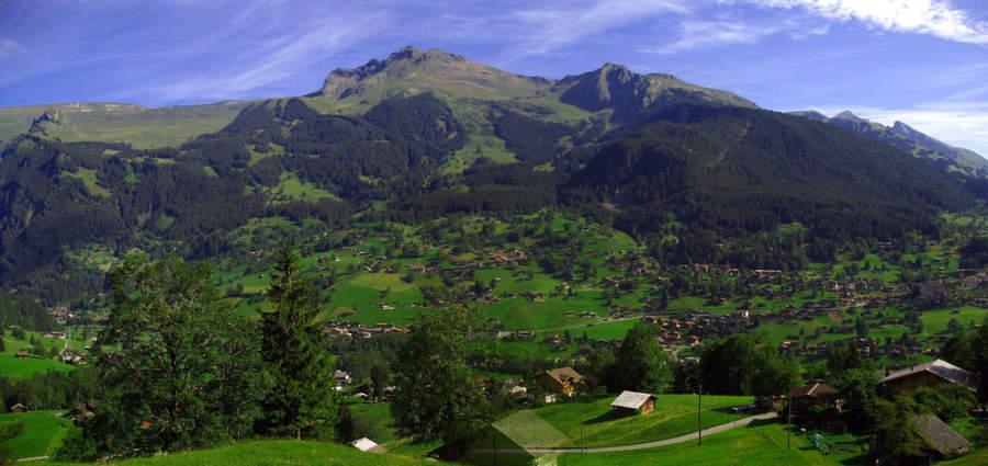 En Grindelwald  se pueden realizar varias actividades al aire libre