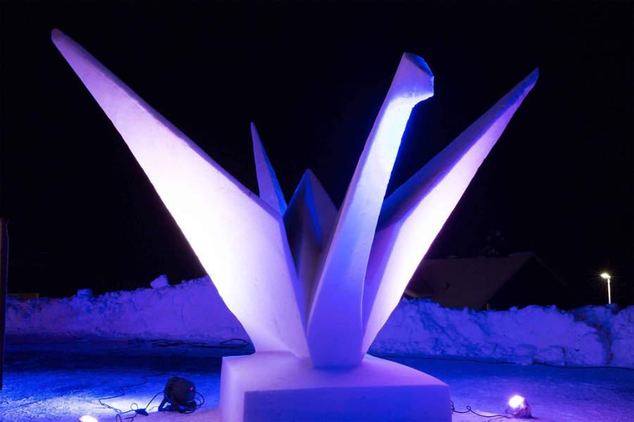 El World Snow Festival se celebra durante el mes de enero en Grindelwald