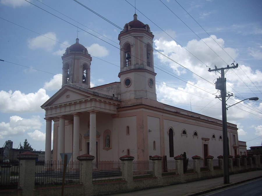 Catedral de San Rosendo en Pinar del Río