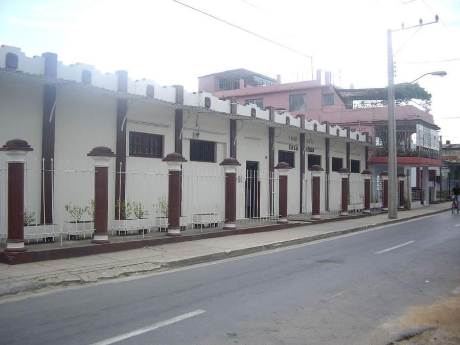 Casa Garay, destilería de ron en Pinar del Río