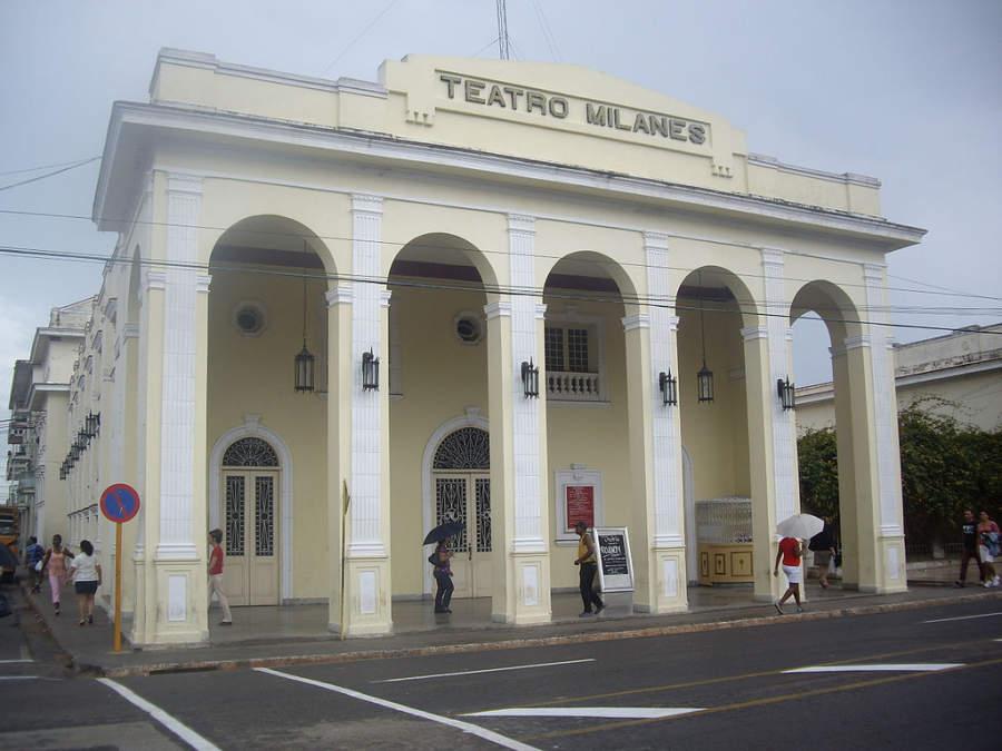 Teatro Milanés en Pinar del Río